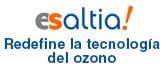 Esaltia redefine la tecnología del ozono